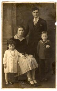 Nonno's family